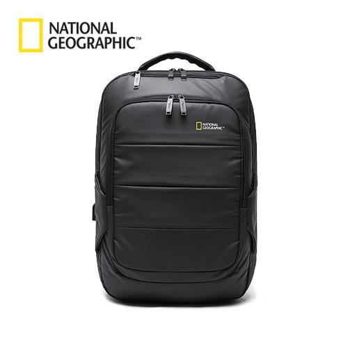 내셔널 지오그래픽 어반 데이 백팩 - 블랙 N175ABG010